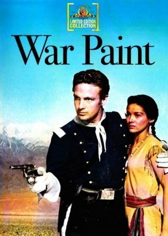 Poster of War Paint