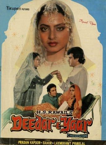 Poster of Deedar-E-Yaar