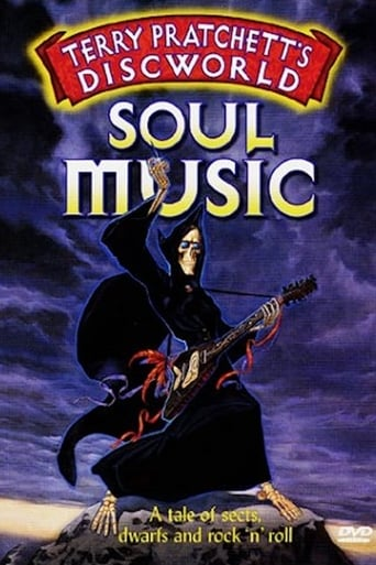 Poster of Soul Music