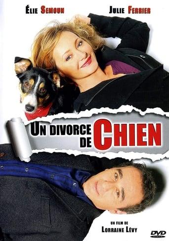 Poster of Un divorce de chien