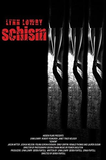 Schism poster