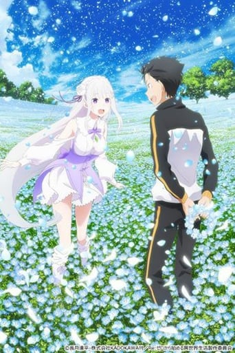 Re:Zero kara Hajimeru Isekai Seikatsu Memory Snow poster