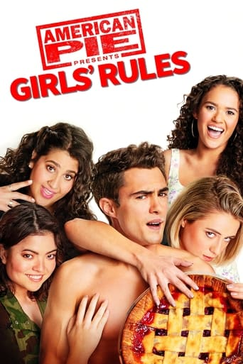 Poster of American Pie Presents: Girls' Rules