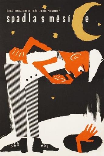 Poster of Spadla s měsíce