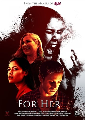 For Her... poster
