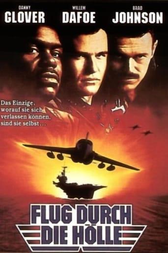 Filmplakat von Flug durch die Hölle
