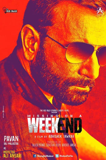 Poster of Missing on a Weekend