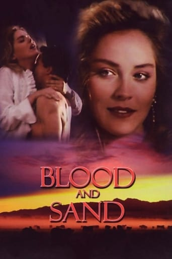 Poster of Blood and Sand