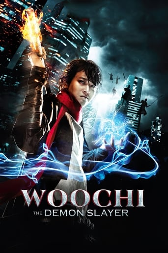 Poster of Woochi: The Demon Slayer