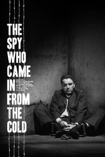 Poster of The Spy Who Came in from the Cold