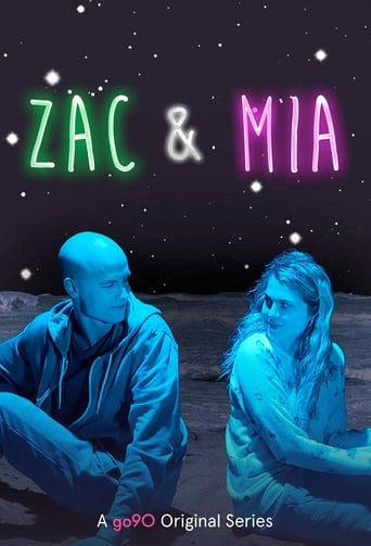 Poster of Zac & Mia
