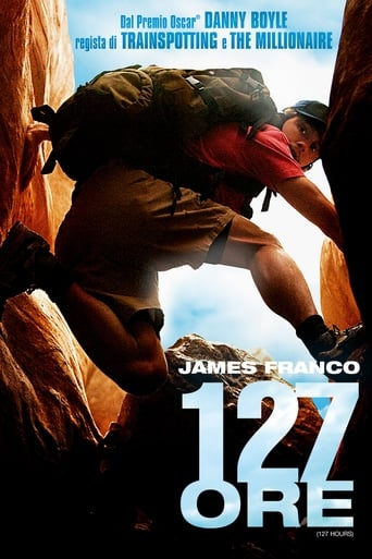 Poster of 127 ore