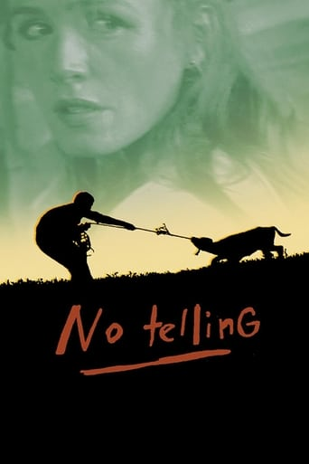 Poster of No Telling