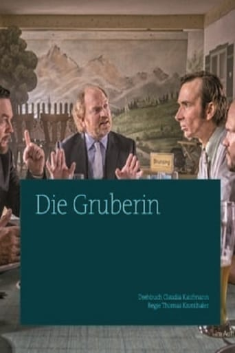 Poster of Die Gruberin
