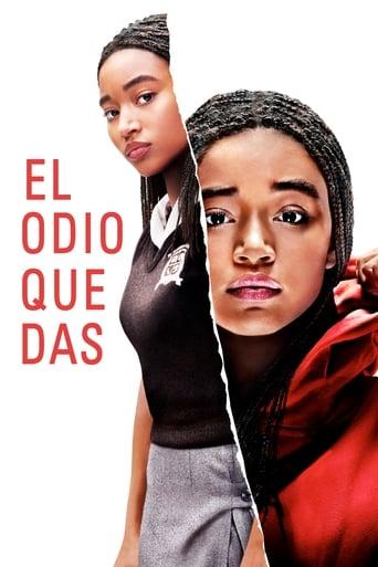 Poster of El Odio Que Das