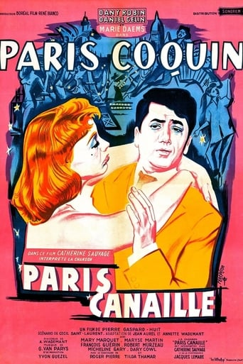 Poster of Maid in Paris
