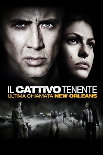 The Bad Lieutenant: Port of Call - New Orleans