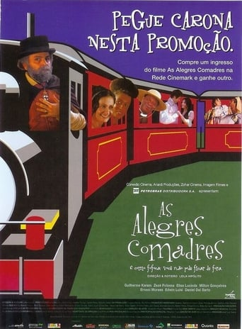 Poster of As Alegres Comadres
