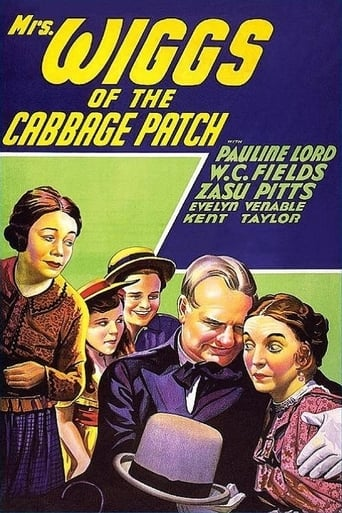 Poster of Mrs. Wiggs of the Cabbage Patch