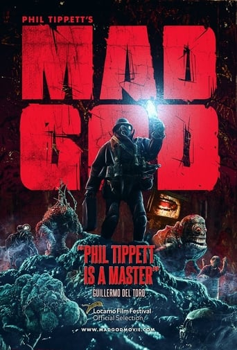 Poster of Mad God