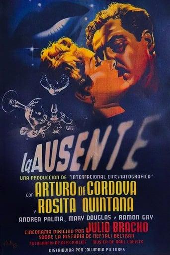 Poster of La ausente