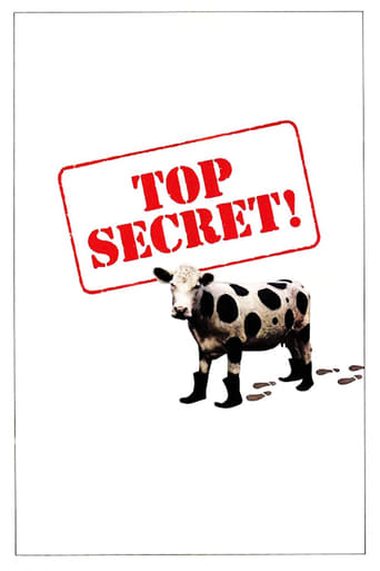 Poster of Top Secret!