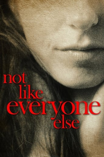 Poster of Not Like Everyone Else