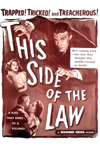 Poster of This Side of the Law