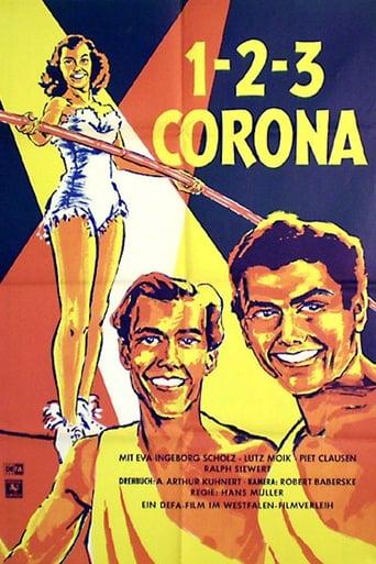 Poster of 1-2-3 Corona