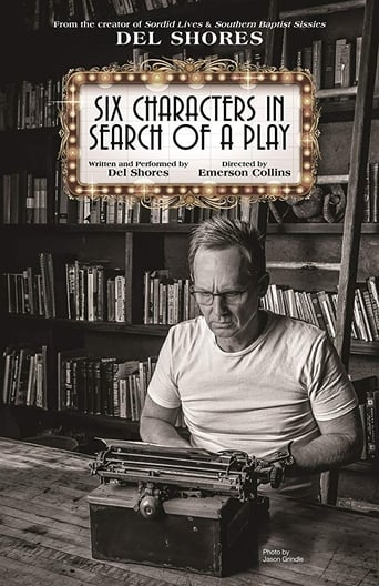 SIX CHARACTERS IN SEARCH OF A PLAY (DVD)