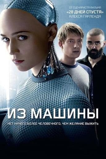 Poster of Из машины