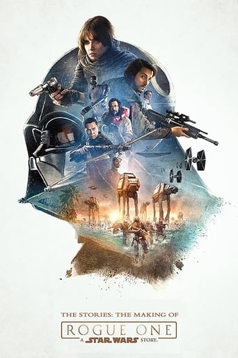 Poster of The Stories: The Making of 'Rogue One: A Star Wars Story'