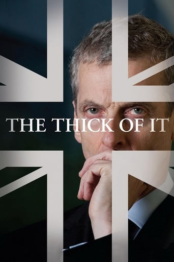 Poster of The Thick of It