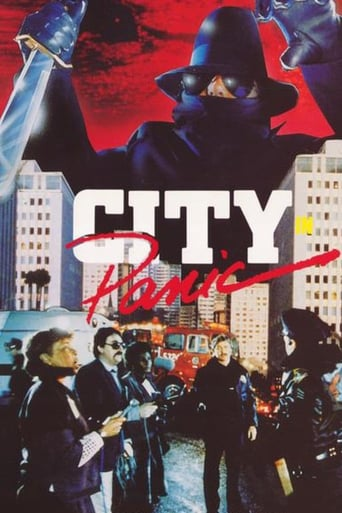 Poster of City in Panic