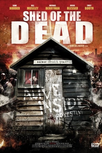 Poster of Shed of the Dead