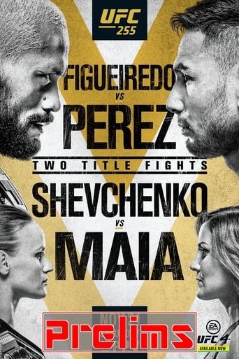 UFC 255: Figueiredo vs. Perez - Prelims