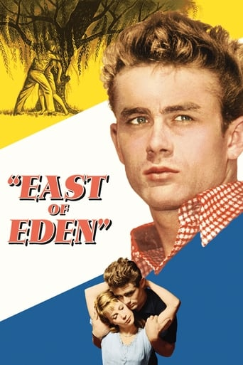 Poster of East of Eden