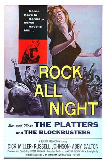 Poster of Rock All Night