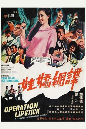 Poster of Operation Lipstick