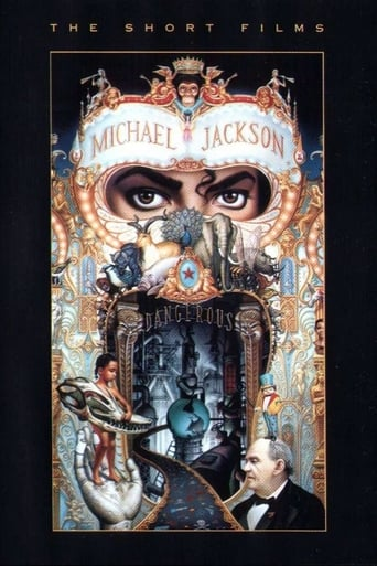 Poster of Michael Jackson - Dangerous - The Short Films