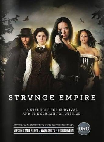 Poster of Strange Empire