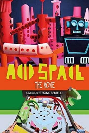 Poster of Acid Space