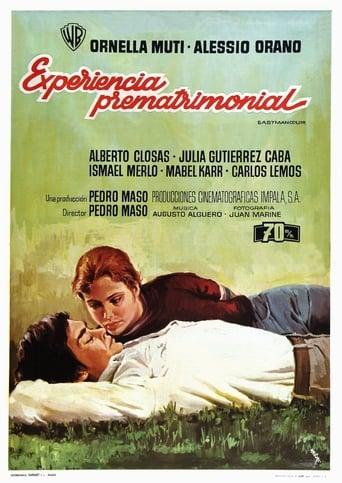 Poster of Experiencia prematrimonial