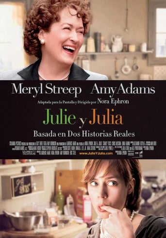 Poster of Julie y Julia