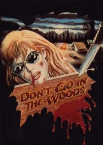 Don't Go In the Woods poster