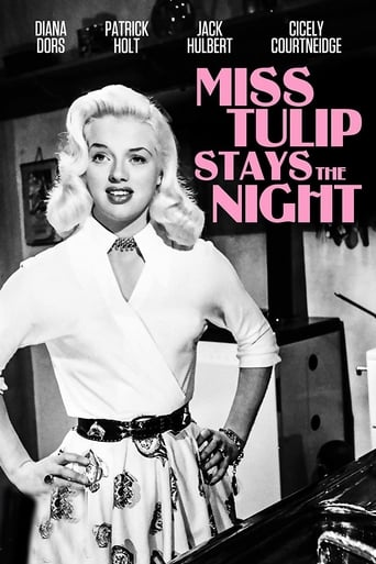 Poster of Miss Tulip Stays the Night