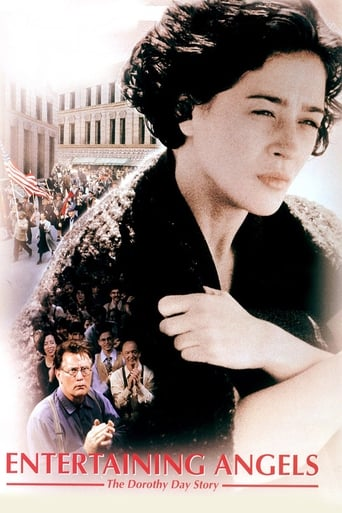 Poster of Entertaining Angels - The Dorothy Day Story