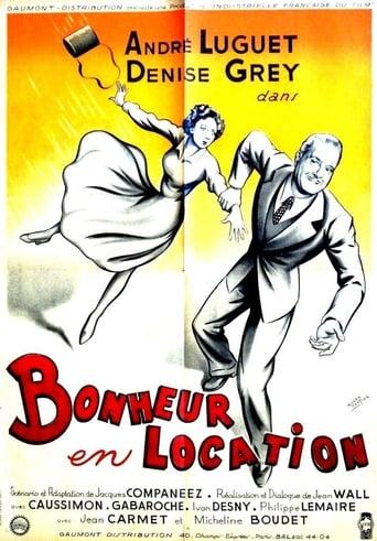Poster of Bonheur en location