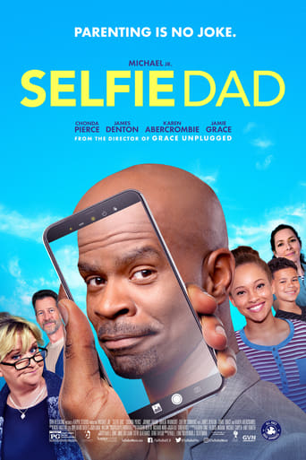 Poster of Selfie Dad