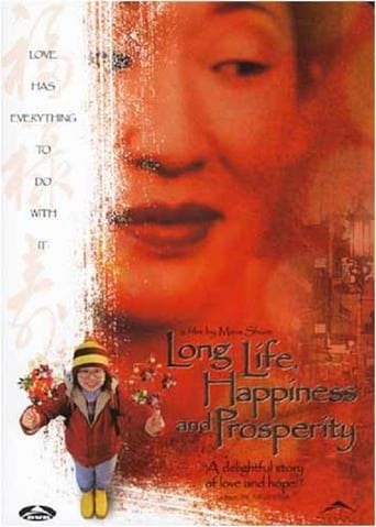 Poster of Long Life, Happiness and Prosperity